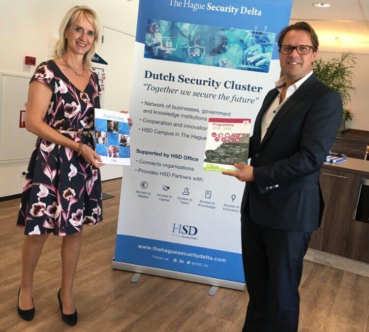 Samenwerking The Hague Security Delta en Greenport West-Holland