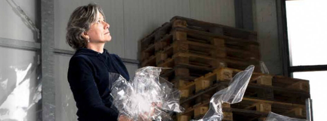 Artikel in KAS Magazine over Programma Plastics