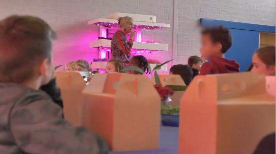 'Met NOW kunnen we scholen voorzien van gezonde voeding'