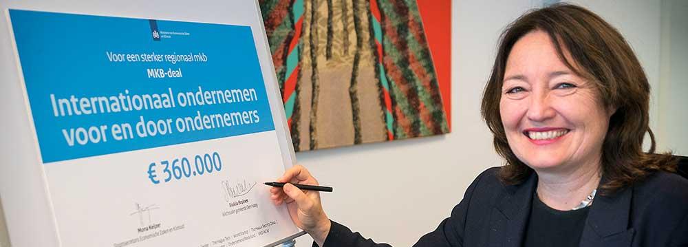 13 nieuwe MKB-deals voor regionale ondersteuning mkb