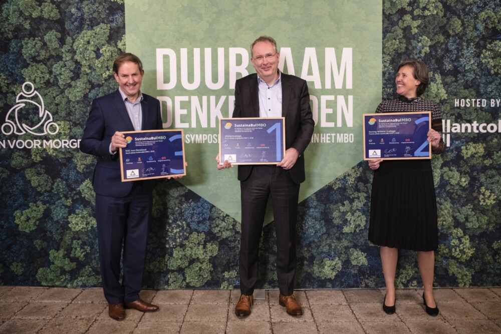Wellant mbo duurzaamste mbo school van Nederland