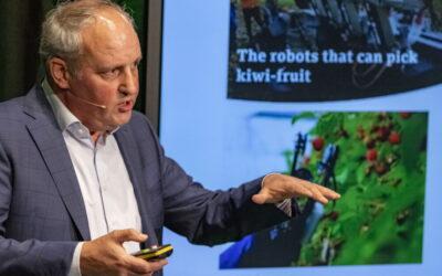 Data en services vormen het grootste component in de groei van robotisering