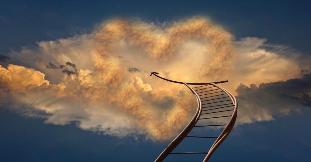 Hoe zet je een ladder tegen een wolk?