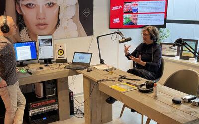 Greenport West-Holland te gast bij radioprogramma over circulaire tuinbouw
